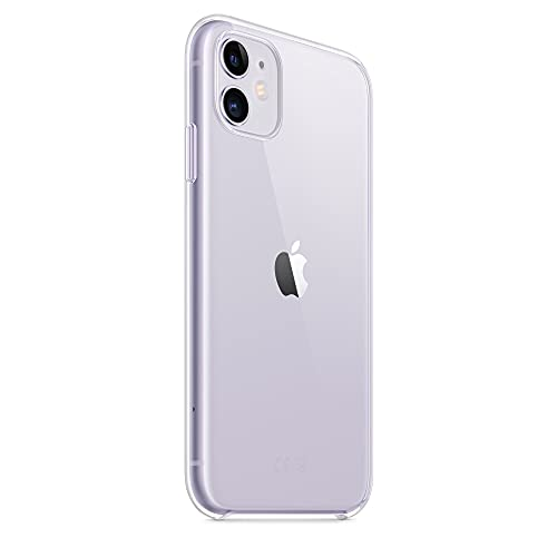 Betron Clear Silicone Case Back Cover for iPhone 11
