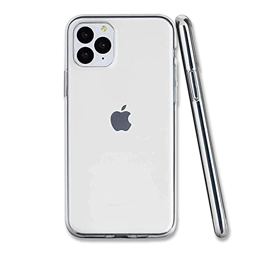 Betron Clear Silicone Case Back Cover for iPhone 11 Pro