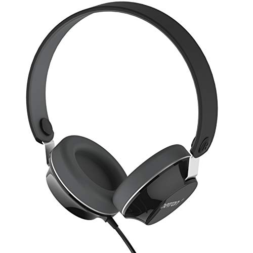 Betron KH685 Headphones, On-Ear Wired Headphones with Bass Driven Sound