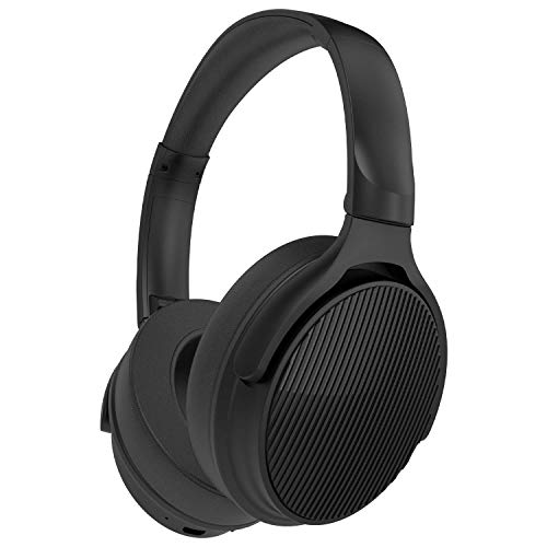 Betron EMR90 Wireless Headphones, Headphones with Microphone, Over-Ear, Volume Control, Track Control, Foldable Headset