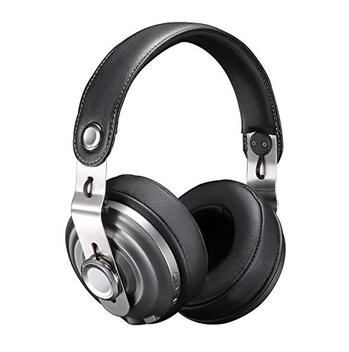 Betron HD800 Bluetooth Over Ear Headphone, High Performance Sound, Built-In Mic And Volume Controls, Includes Hard Carry Case