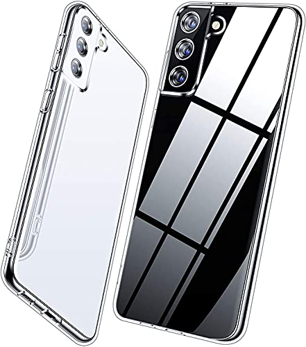 Betron Clear Silicone Case Back Cover for Samsung Galaxy S21